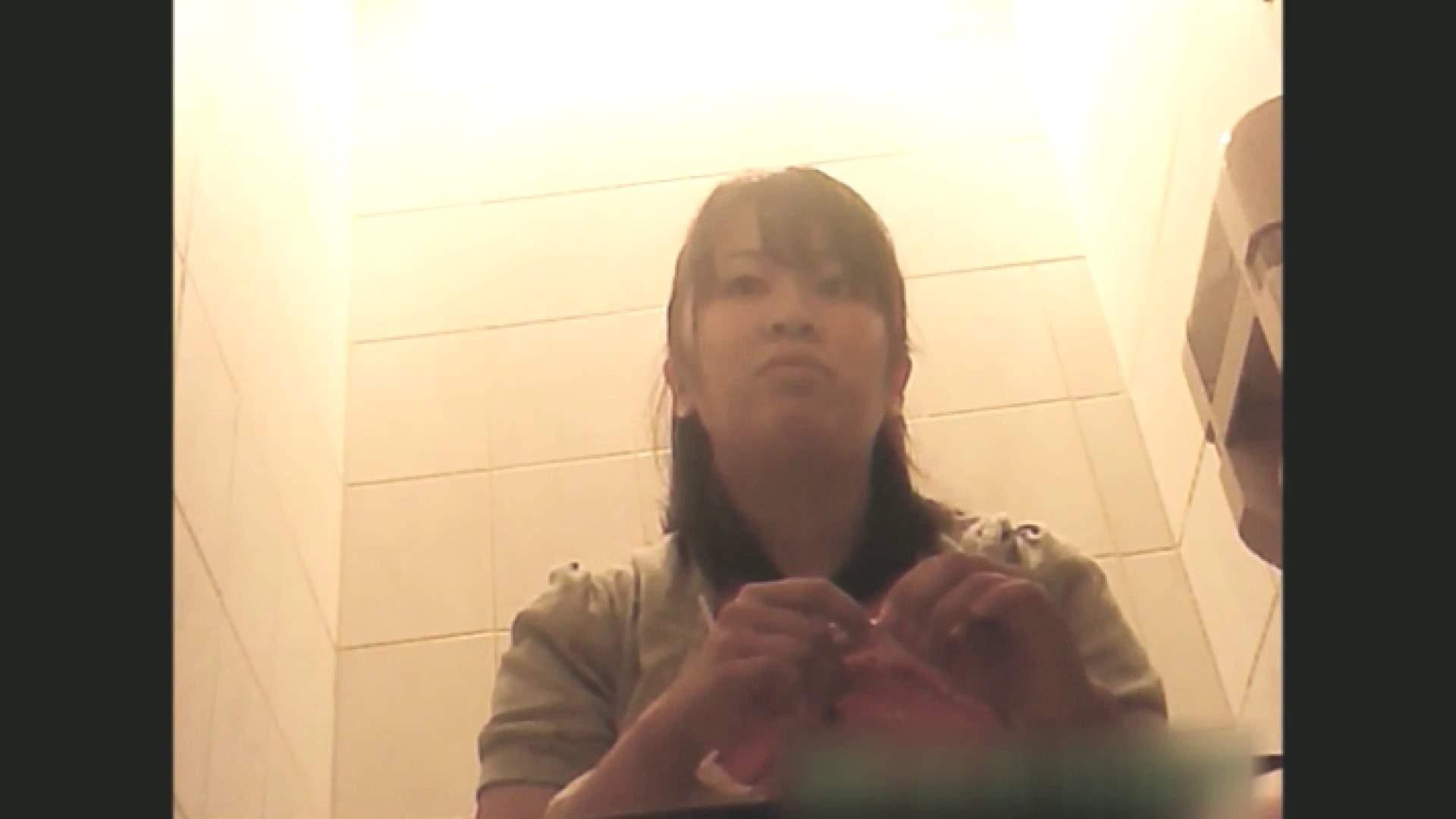 実録!!綺麗なお姉さんのトイレ事情・・・。vol.1 洗面所  84枚 36