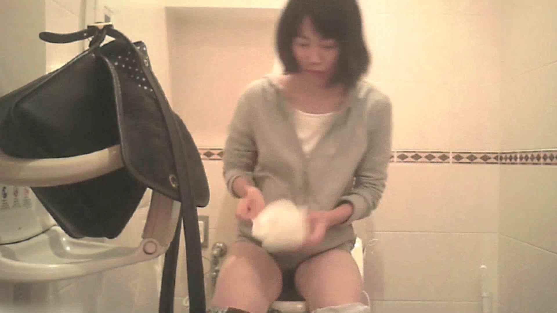 実録!!綺麗なお姉さんのトイレ事情・・・。vol.26