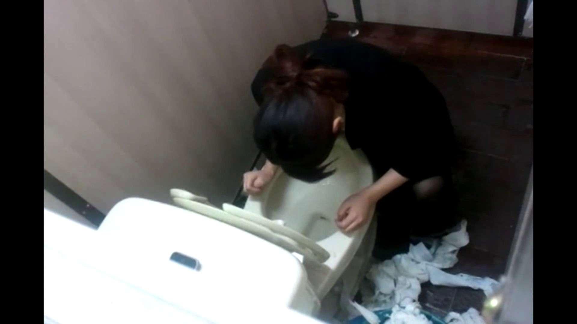 潜入!!韓国秘密のトイレ!Vol.05 OL  73枚 29