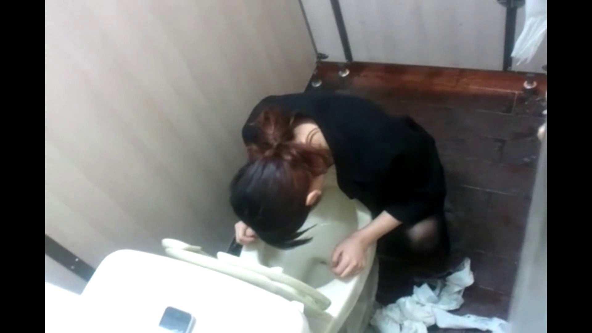 潜入!!韓国秘密のトイレ!Vol.05 OL  73枚 30