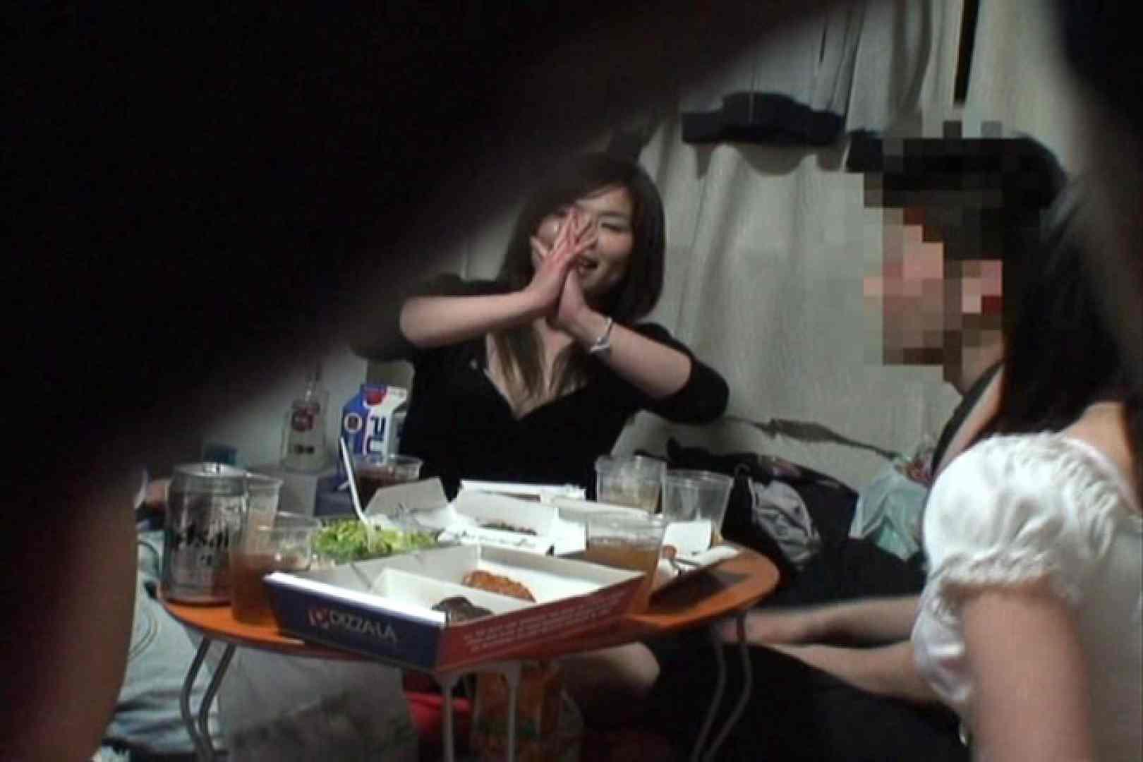 合コンde悪巧み vol.05 前編 OL  86枚 69