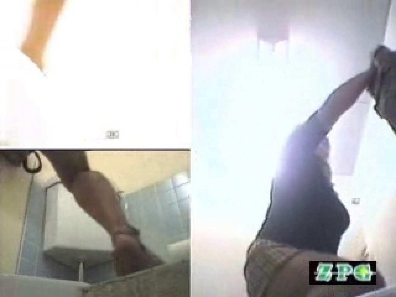 女子洗面所 便器に向かって放尿始めーっ AHSD-1 肛門  108枚 20