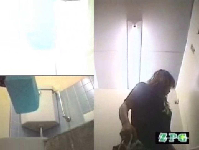 女子洗面所 便器に向かって放尿始めーっ AHSD-1 肛門  108枚 49