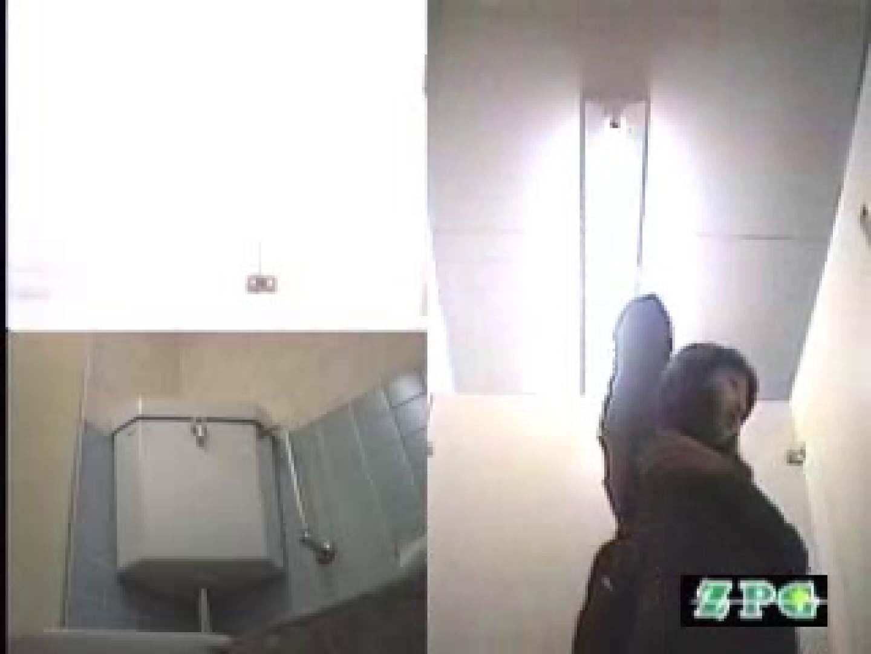 女子洗面所 便器に向かって放尿始めーっ AHSD-1 肛門  108枚 70