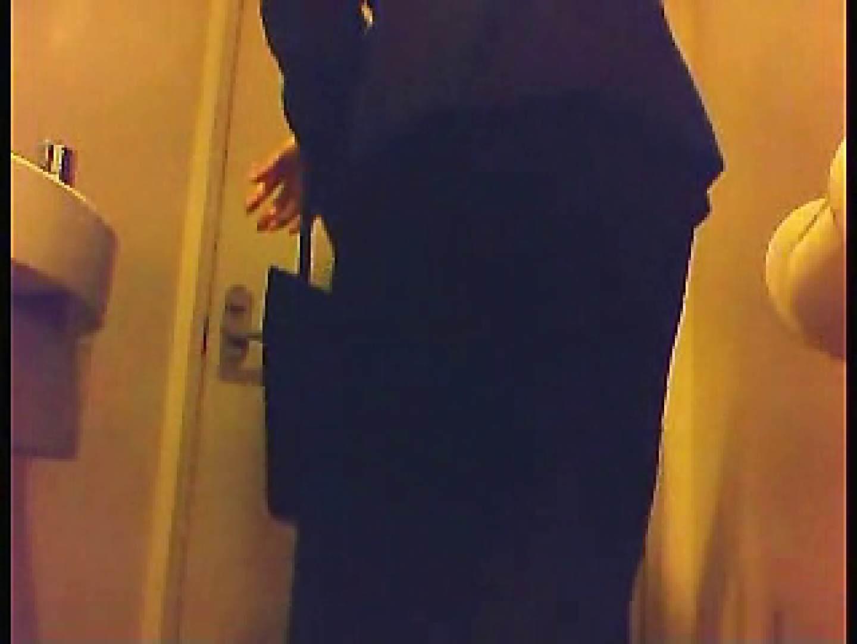 漏洩厳禁!!某王手保険会社のセールスレディーの洋式洗面所!!Vol.3 排泄  109枚 49