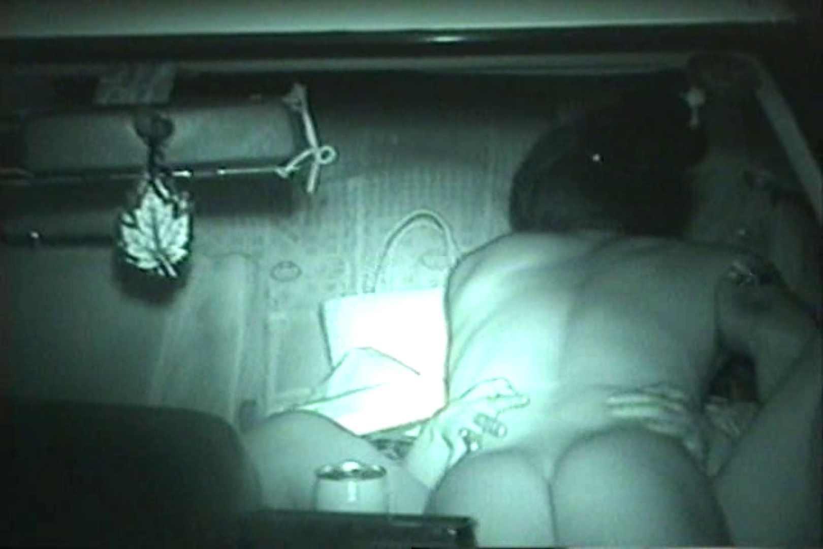 車の中はラブホテル 無修正版  Vol.23 セックス  64枚 9