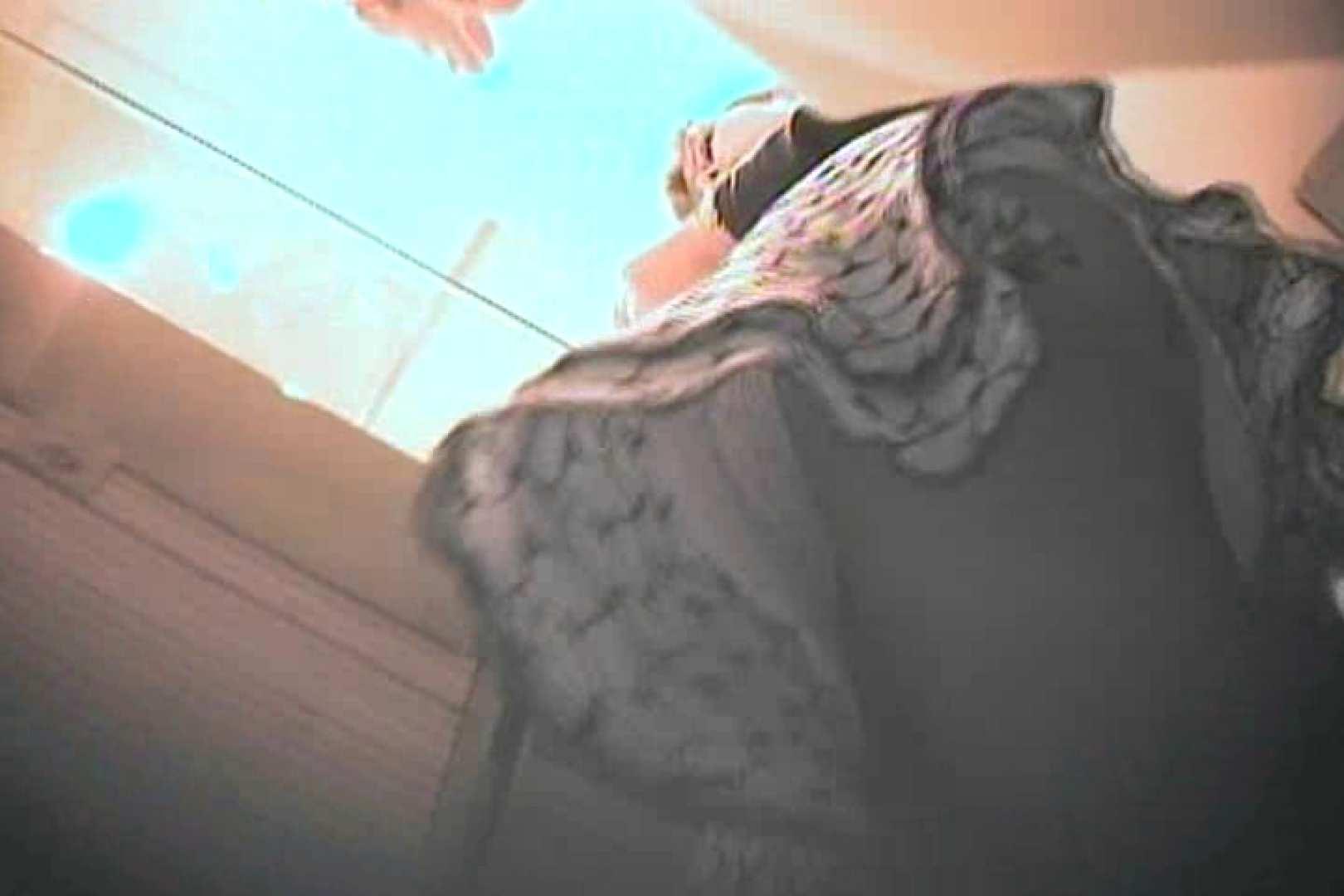 デパートローアングル徘徊 靴カメ盗撮Vol.5 チラ  93枚 56