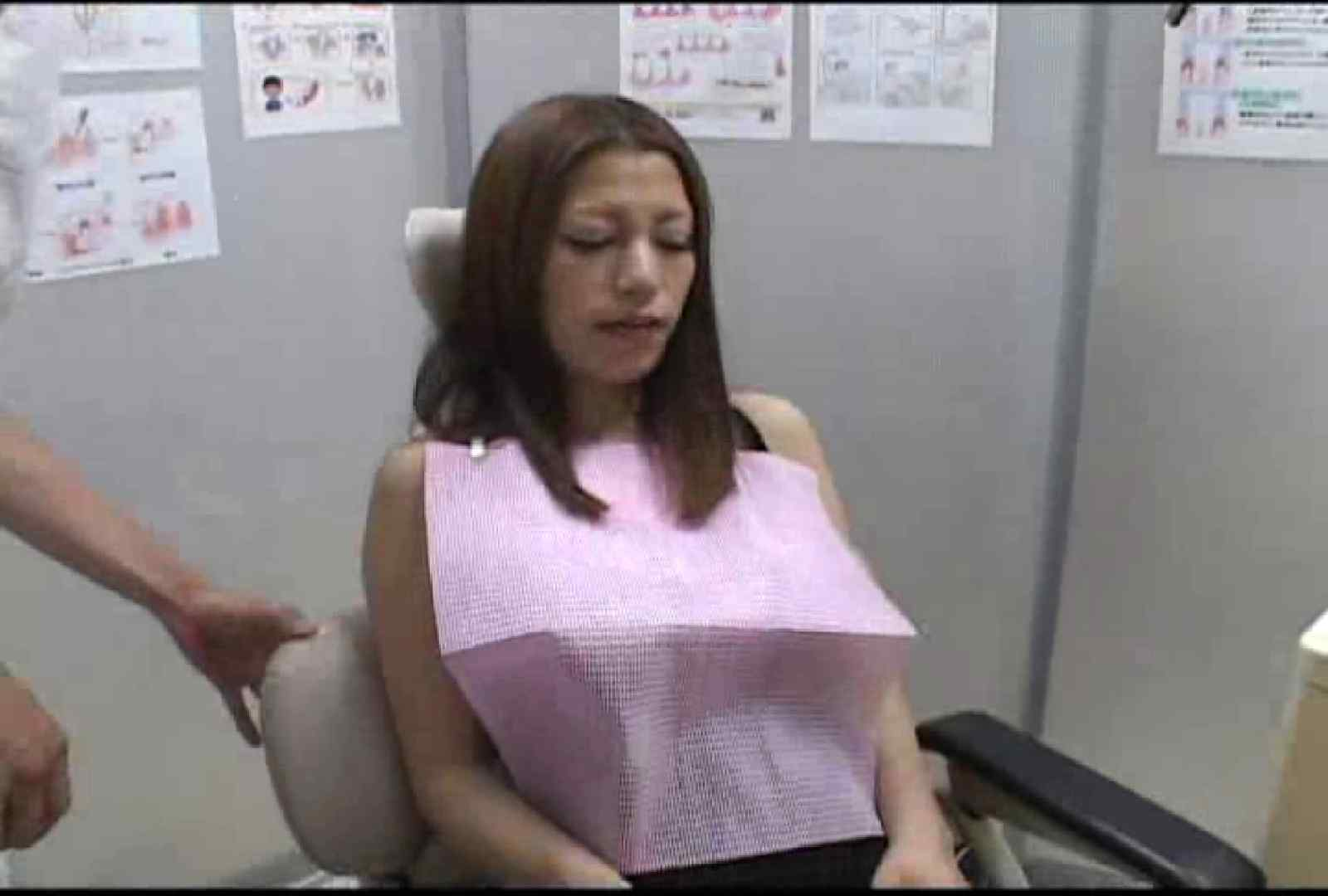看護師が流出させた歯科医院接写パンツVol.7