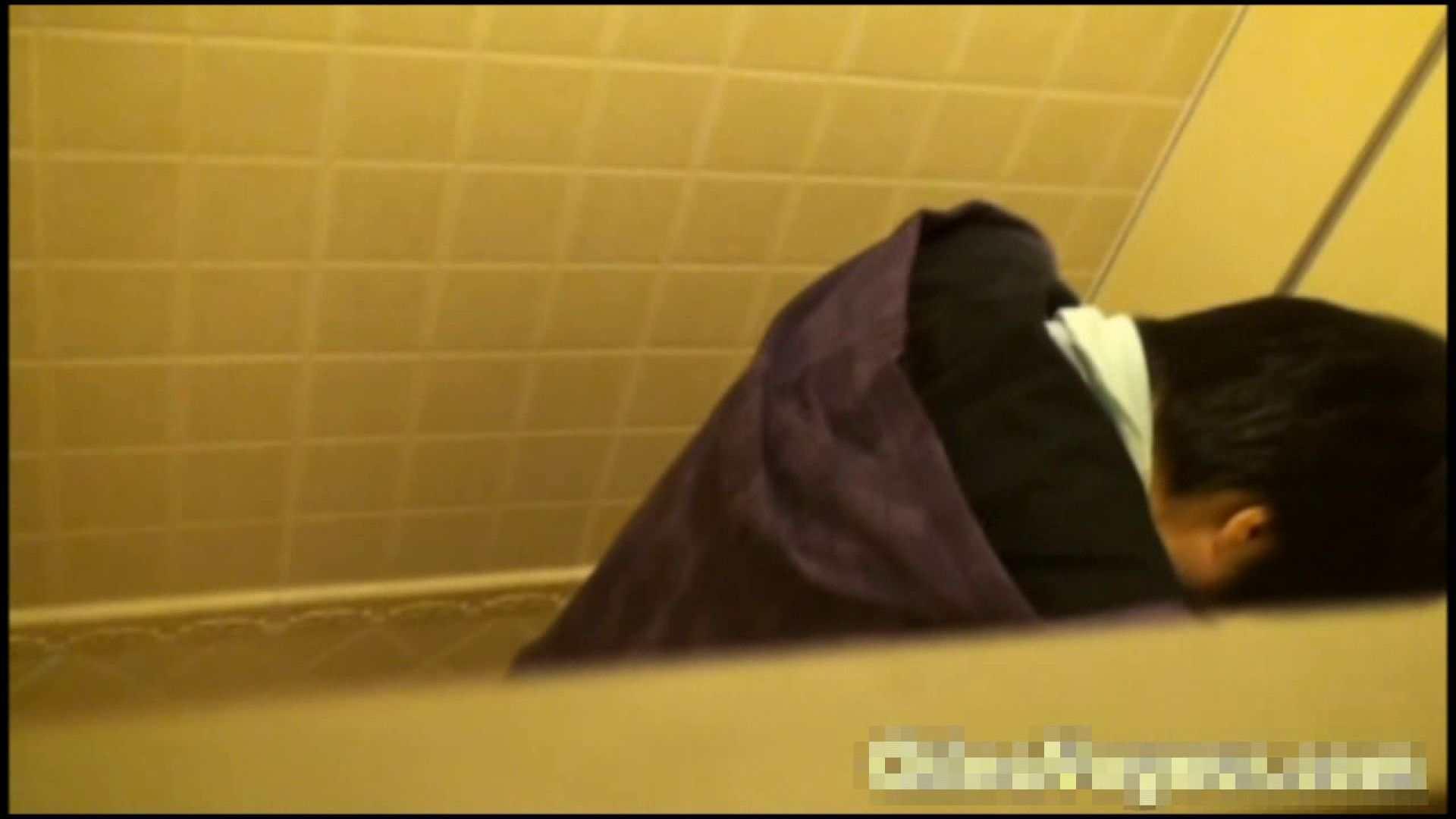 洗面所で暗躍する撮師たちの潜入記Vol.19