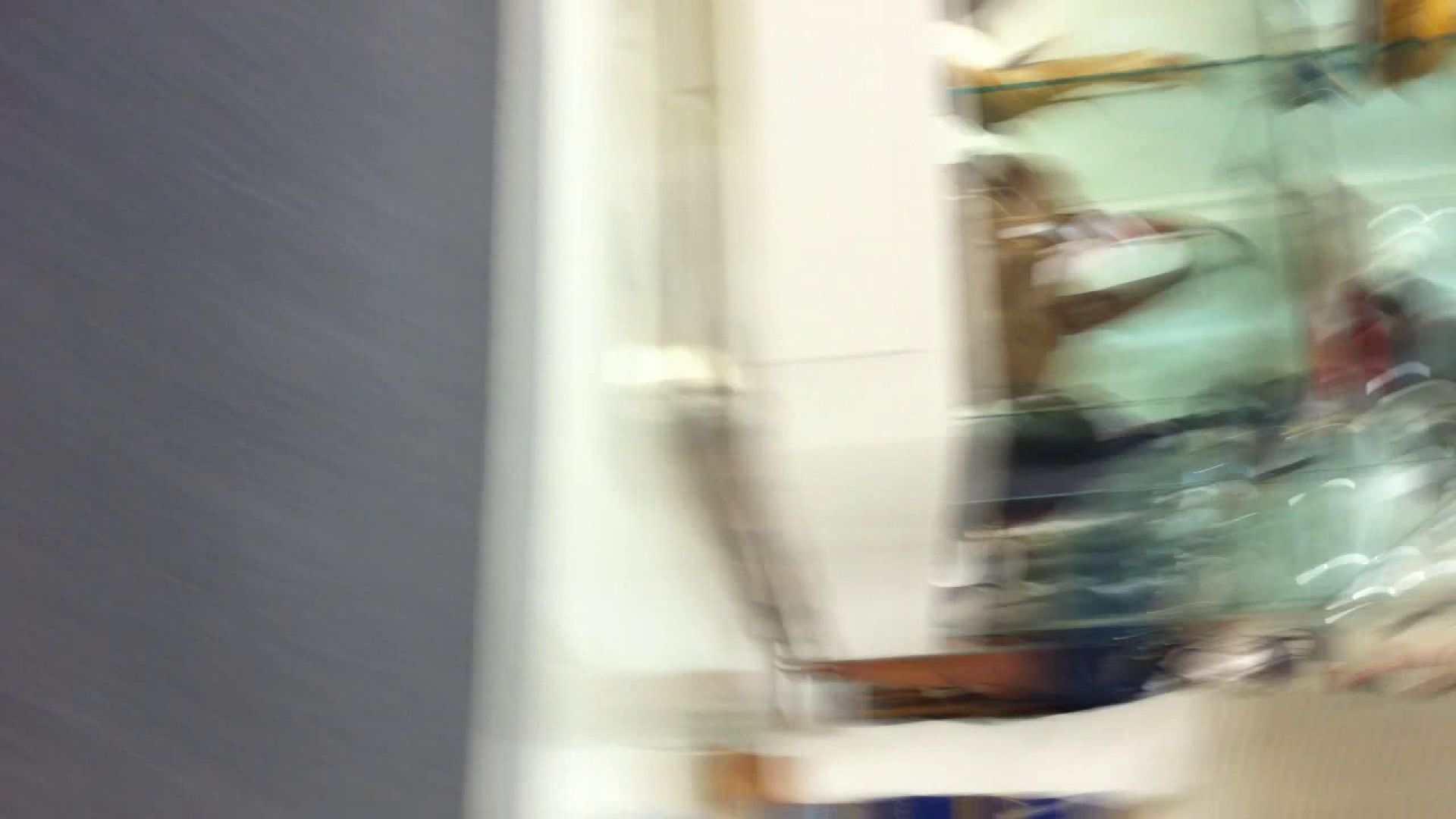 フルHD ショップ店員千人斬り! 大画面ノーカット完全版 vol.11 胸チラ  92枚 90